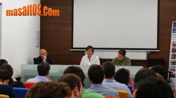 Masaltos.com y la Universidad Pablo de Olavide: Marketing Digital | Masaltos.com at Pablo Olavide University: Digital Marketing