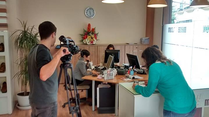 Masaltos.com como caso de éxito en TV | Masaltos.com on TV as successful business example
