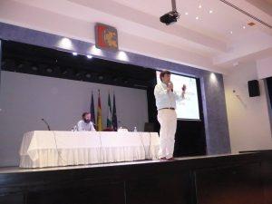 Antonio Fagundo en AJE Córdoba