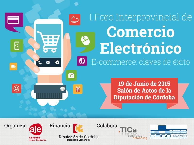 I Foro Interprovincial de Comercio Electrónico: Claves de éxito