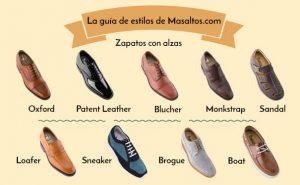 Zapatos con alzas de Masaltos.com
