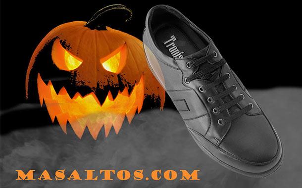 Eleva tu maldad en Halloween 7cm más