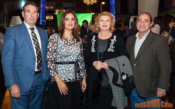 """Masaltos.com attended the opening  of """"La Tecla Comunicación"""""""