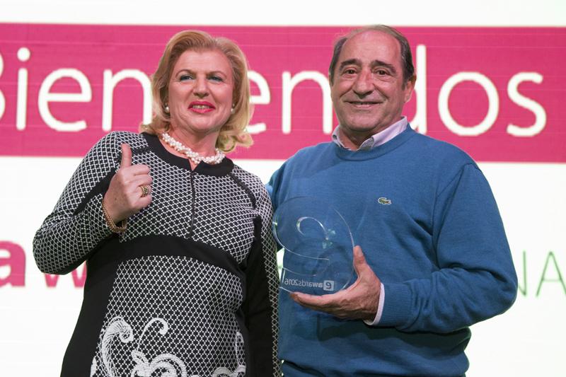 Masaltos.com celebrates its successful Barcelona 2016 award
