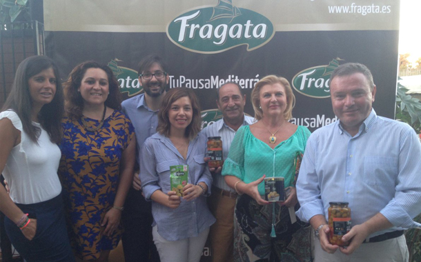 Masaltos.com has attended the presentation of the new Fragata's product line