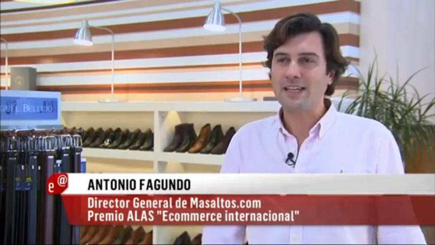 Entrevista a Masaltos.con en el programa Emplead@s de Canal Sur