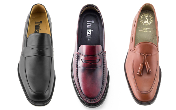 Penny loafers, the best shoes for spring