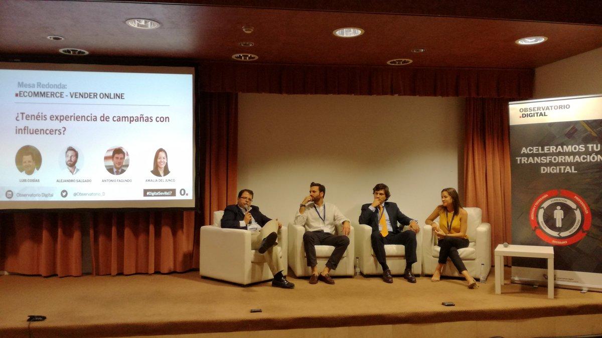 Masaltos.com ponente en #DigitalSevilla17
