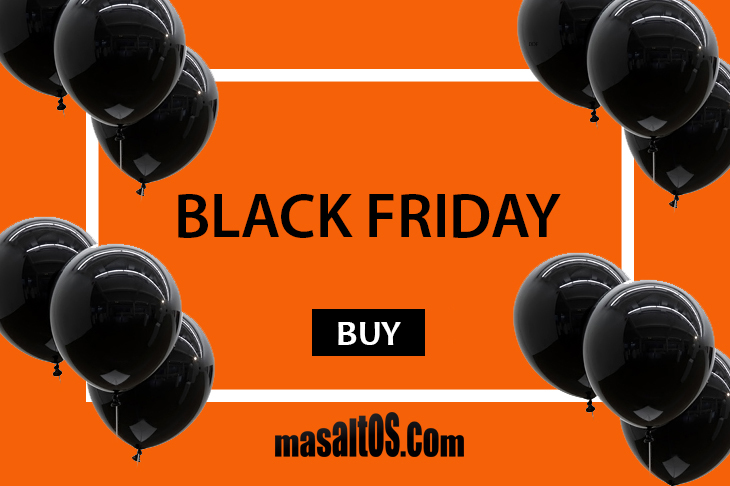 Black Friday 2017: Don't be Left Without a Discount