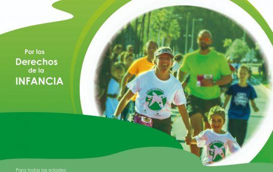 Masaltos.com patrocina la II Carrera Solidaria por la infancia de Crecer con Futuro