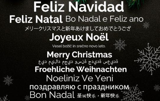 ¡Feliz Navidad de parte de todo el equipo de Masaltos.com!