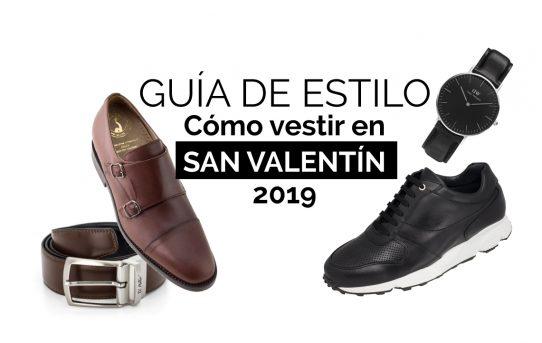 Guía de estilo: Cómo vestir en San Valentín 2019