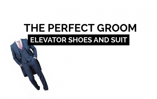 The perfect groom: How to combine jacket and shoes.