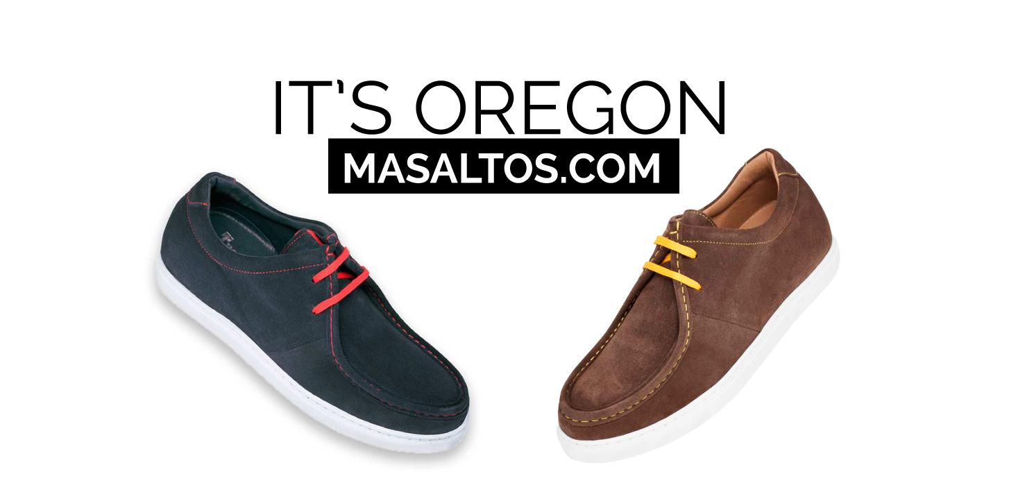zapatos estatura hombre 2018