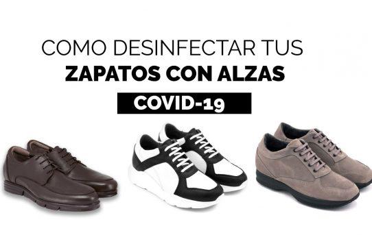 COMÓ DESINFECTAR TUS ZAPATOS: MEDIDAS CONTRA EL COVID-19