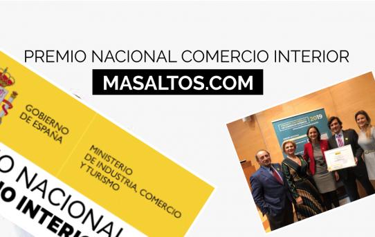 PREMIO NACIONAL DE COMERCIO INTERIOR 2019