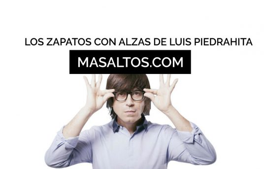 Los zapatos con alzas de Luis Piedrahita