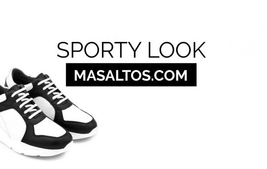 SPORTY AND FASHION LOOK. WE KNOW WHAT YOU ARE LOOKING FOR!