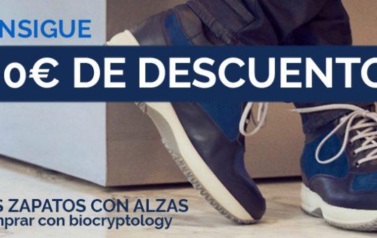 20 Euros de descuento con Biocryptology