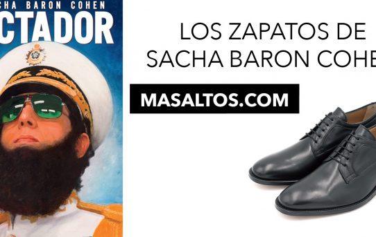 Los zapatos con alzas de Sacha Baron Cohen
