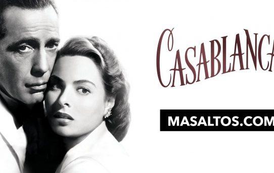Humphrey Bogart, Casablanca y Masaltos.com
