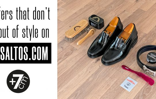 Loafers that don't go out of style on Masaltos.com
